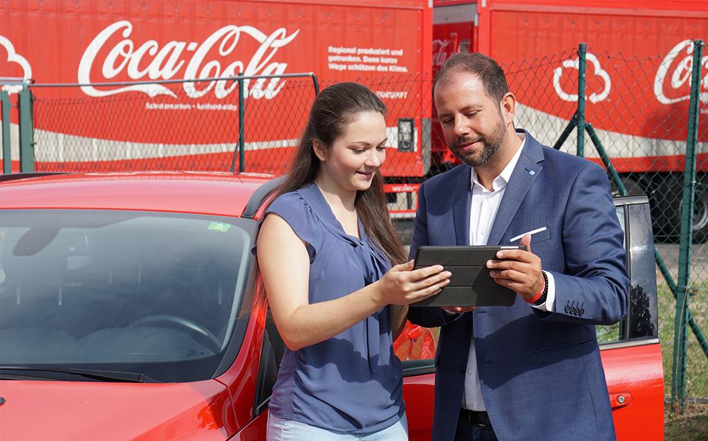 Coca Cola-Duales Studium in Teilzeit bei Coca-Cola – Wiedereinstieg nach der Elternzeit-familienfreundliche-Jobs-für-Mütter-und-Väter 3